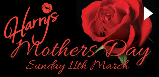 Harry's Bar Newcastle - Mother's Day 2018