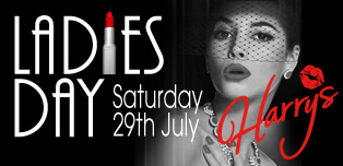 Ladies Day at Harry's Bar