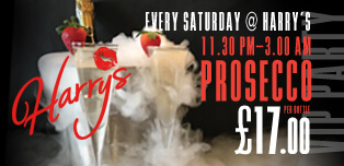 Harry's Bar Newcastle - Prosecco Party