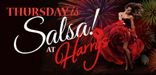 Harry's Bar Newcastle Salsa all Thursday night