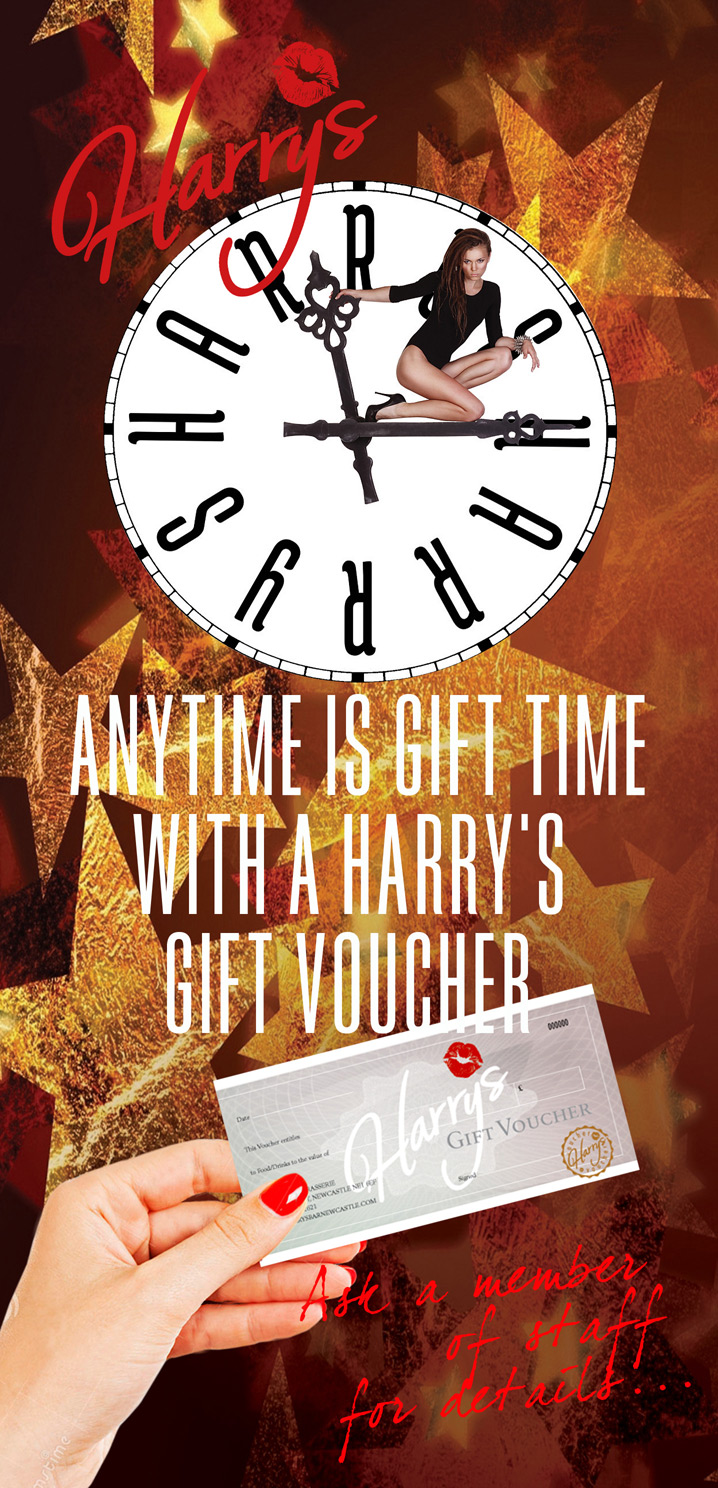 Harry's Bar Gift Time