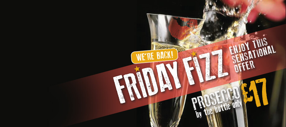 Harry's Bar Friday Fizz